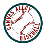 Canvas Alley Baseball logo